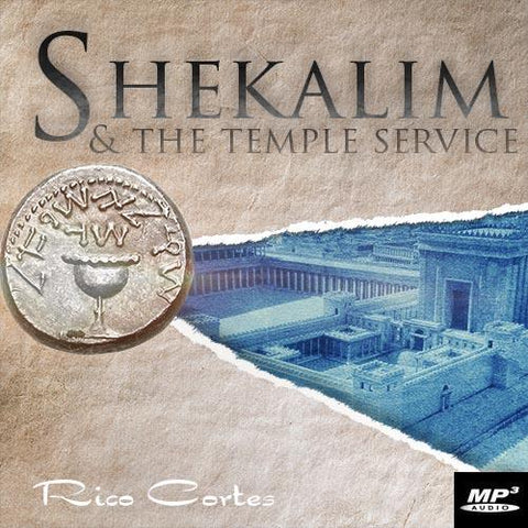 Shekalim (Digital Download MP3)