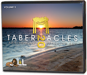 Tabernacles 20 Anniversary Teaching Set - Volume 3