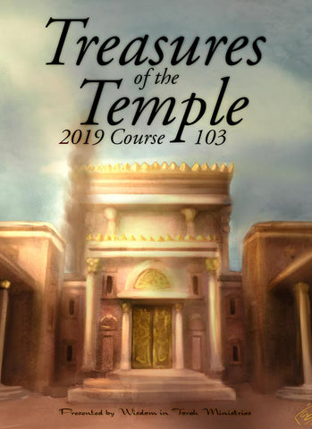 Treasures of the Temple 103 DVD Set - 2019