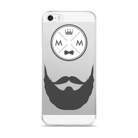 Messianic Millennial Beard iPhone Case