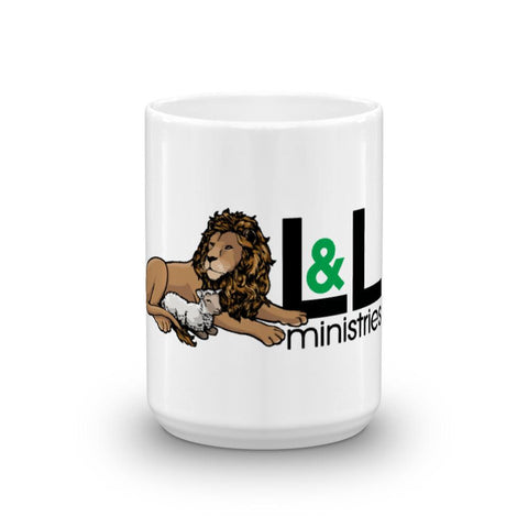 Lion & Lamb Ministries Coffee Mug