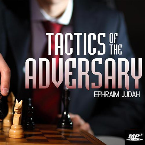 Tactics of the Adversary (Digital Download MP3)