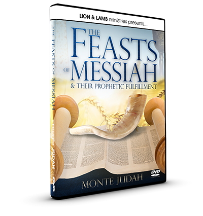 The Feasts of Messiah and Their Prophetic Fulfillment - DVD