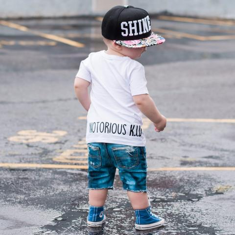 Mason Ryder Collective Notorious Kid tee - White