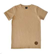 PRE - ORDER - Mason Ryder Collective Essential Tee - Tan