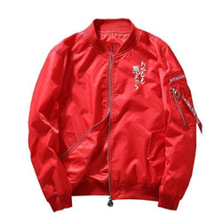 Joint Evil Bomber Jacket