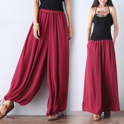 Comfortable Loose Pants