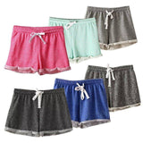 Basic Cotton Shorts (6 Colors)