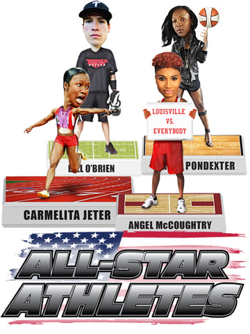 All Star Athletes