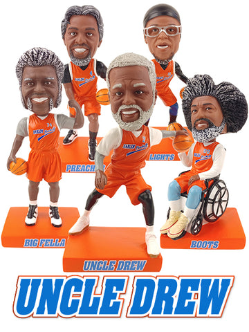 Uncle Drew Bobbleheads