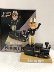 Purdue Boiler Up Train Bobblehead