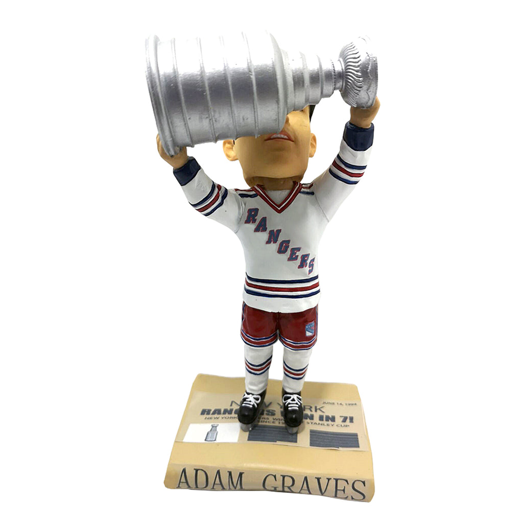 New York Rangers Adam Graves 1994 NHL Stanley Cup Champions Bobblehead