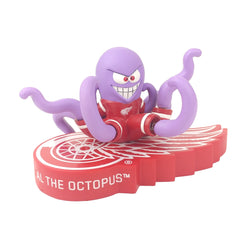 Detroit Red Wings Al the Octopus Mascot Bobblehead