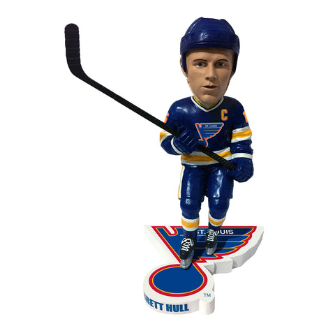 St. Louis Blues Brett Hull Bobblehead