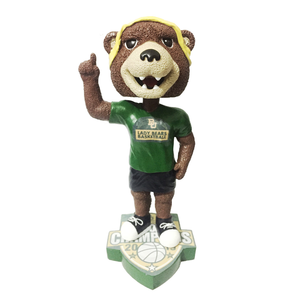 Baylor 2019 Women's National Championship Bobblehead