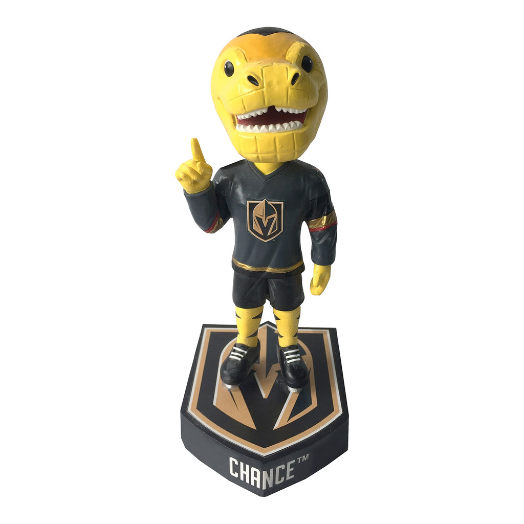 Las Vegas Golden Knights Chance Mascot Bobblehead