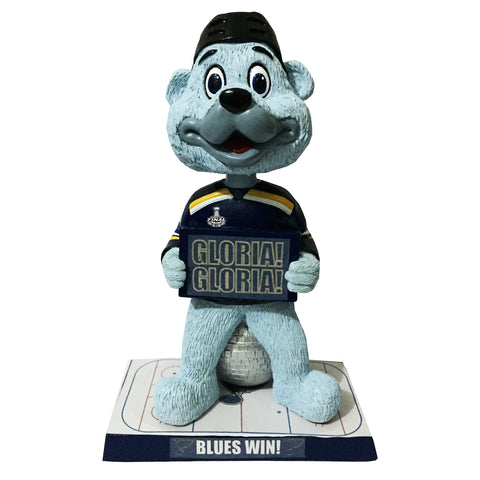St. Louis Blues Gloria! Gloria! Bobblehead