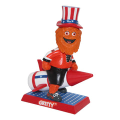 Philadelphia Flyers Gritty 4th of July Bobblehead