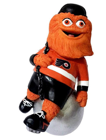 Philadelphia Flyers Gritty Wrecking Ball Ornament