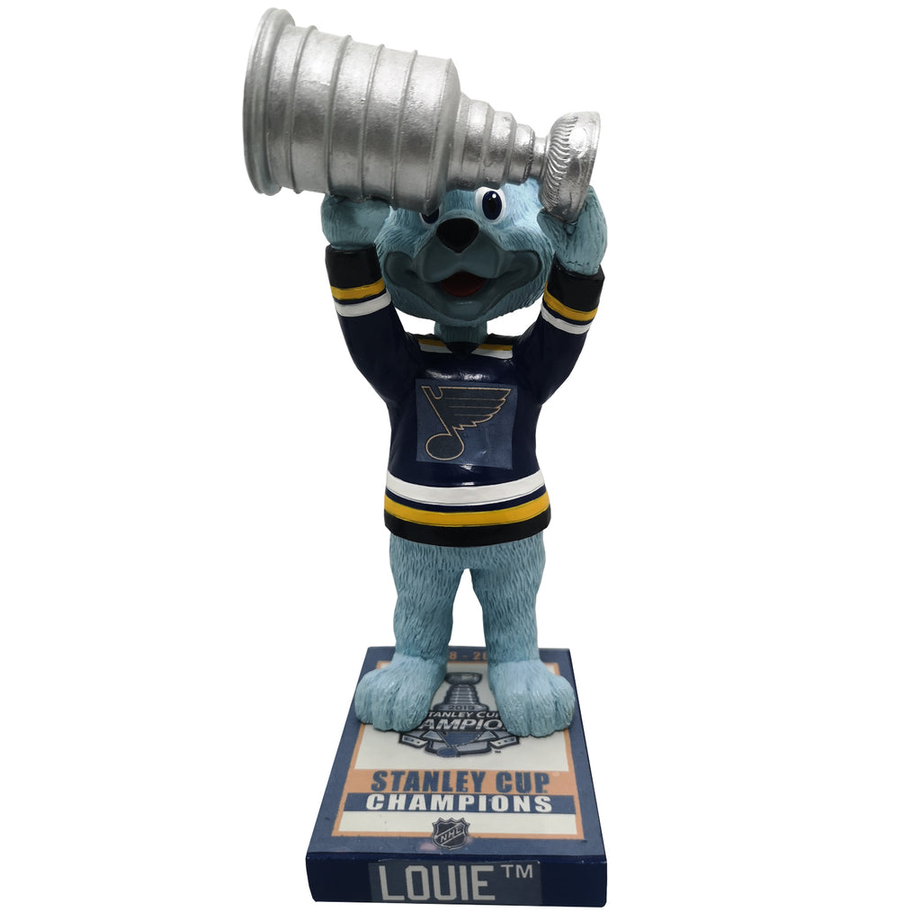 St. Louis Blues 2019 Stanley Cup Champions Bobblehead
