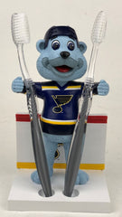 St. Louis Blues Louie Pen/Toothbrush Bobblehead Holder