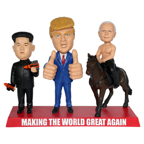 Making The World Great Again