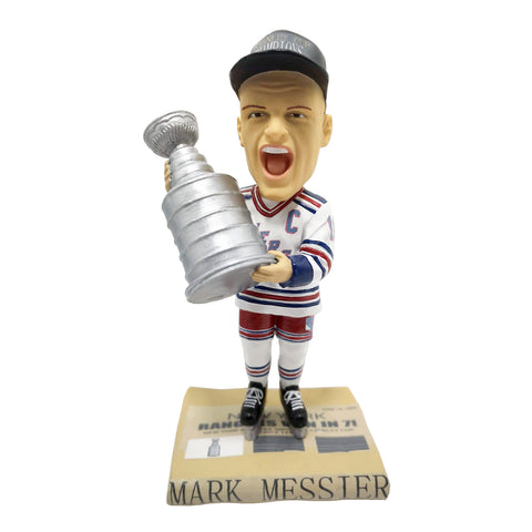 New York Rangers Mark Messier 1994 NHL Stanley Cup Champions Bobblehead