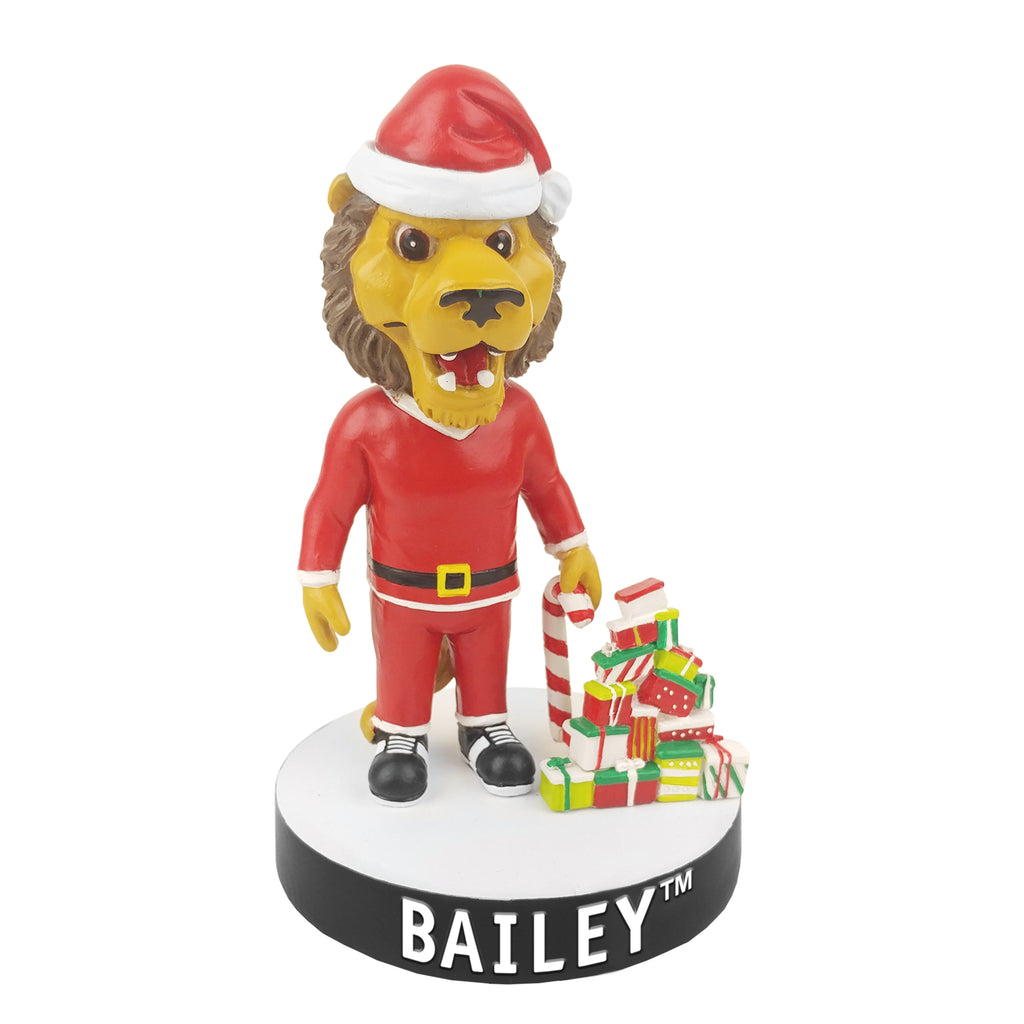 Los Angeles Kings Bailey Christmas Bobblehead