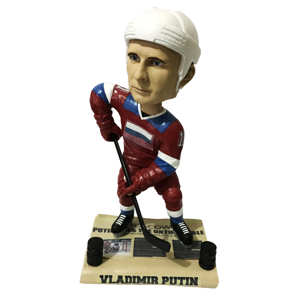 Vladimir Putin on Ice Bobblehead