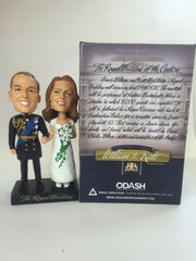 William & Kate Royal Couple Bobblehead