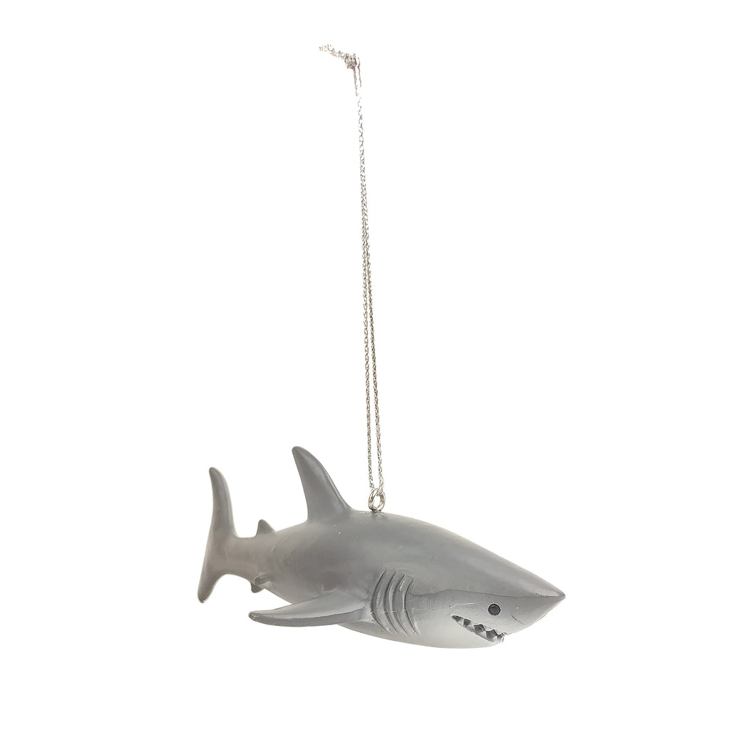 Shark Week - Great White Ornament 1 pc