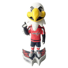 Washington Capitals Slapshot Mascot Bobblehead