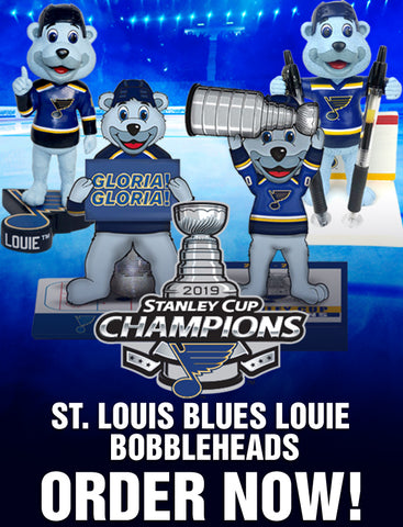 St. Louis Blues Bobblehead Set