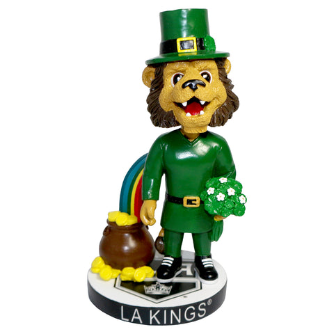 Los Angeles Kings St Patrick's Day Bobblehead