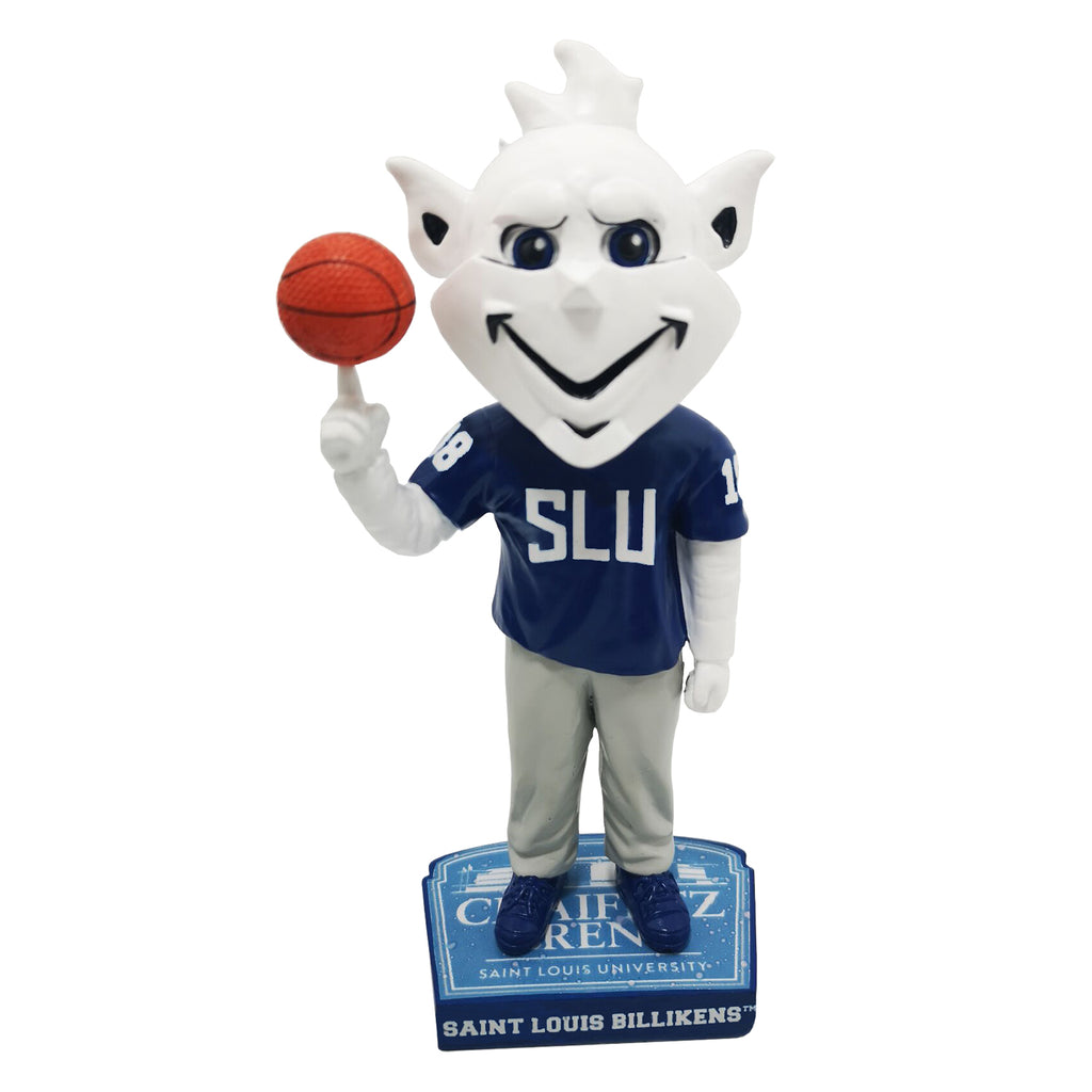 Saint Louis Billikens Basketball Bobblehead