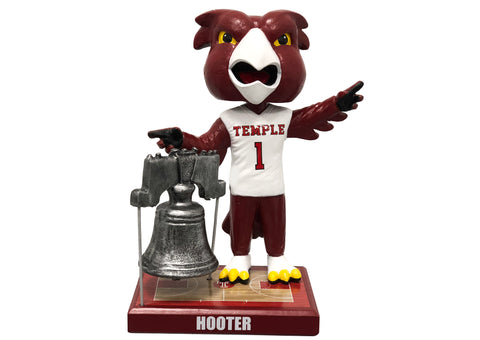 Temple Liberty Bell Bobblehead