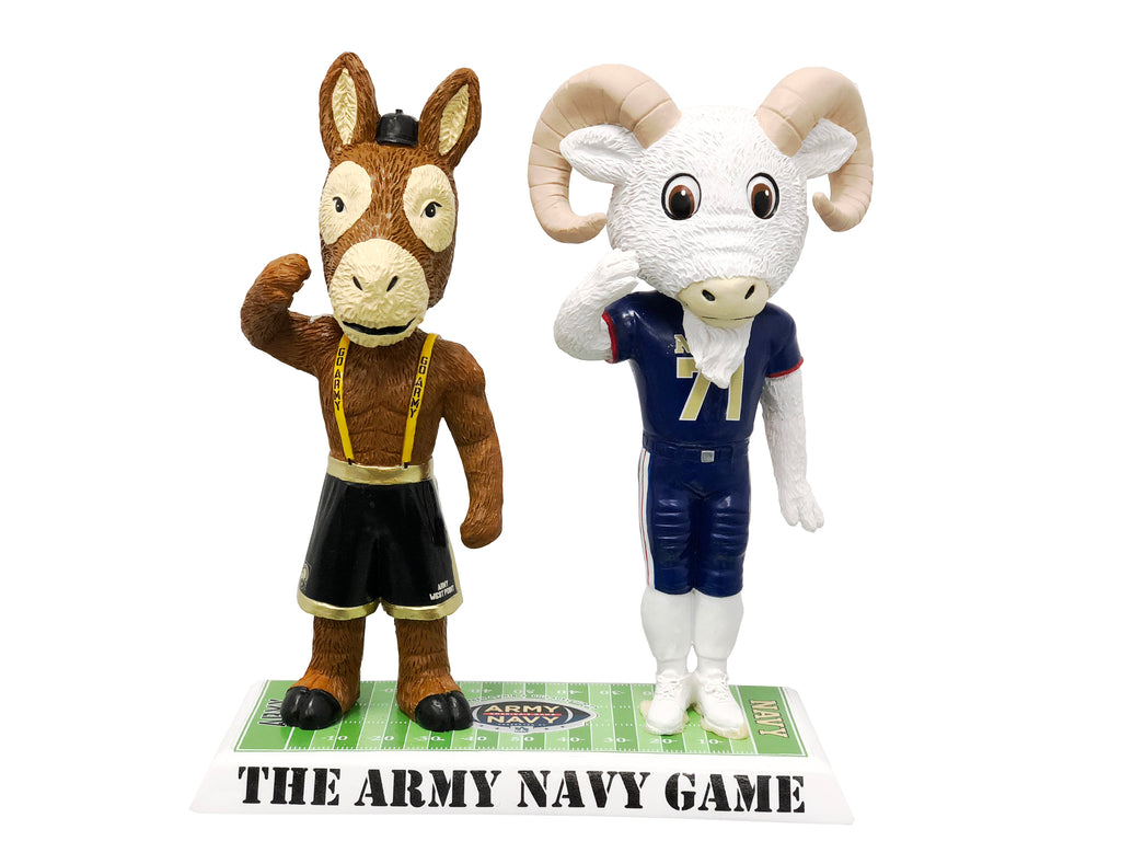 The Army Navy Game Bobbleheads