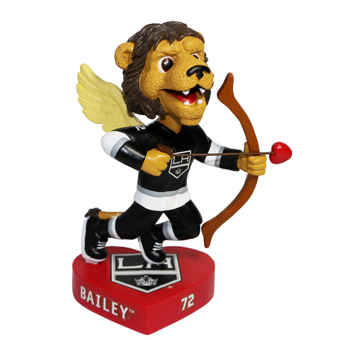 Los Angeles Kings Bailey Valentine's Day Bobblehead