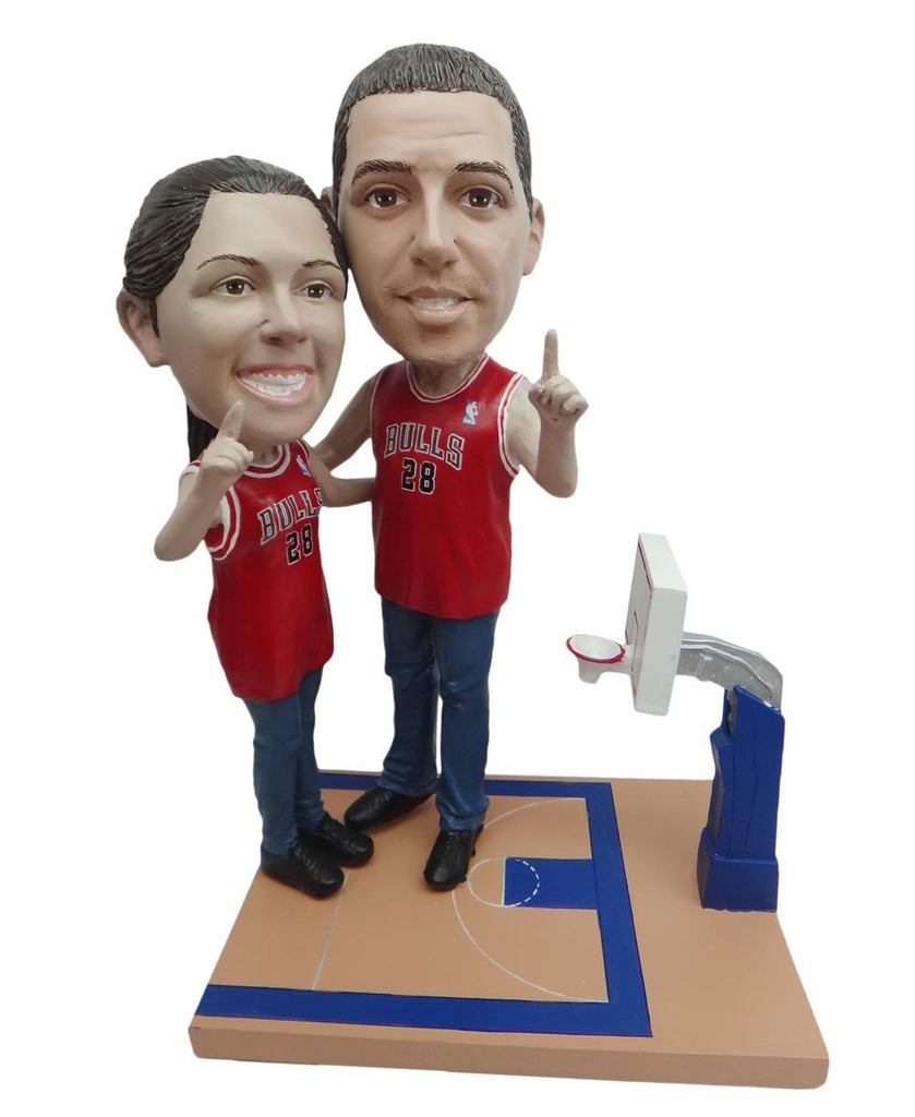 Chicago Bulls Number One Couple