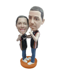 Miami Heat Number One Couple Standard Base