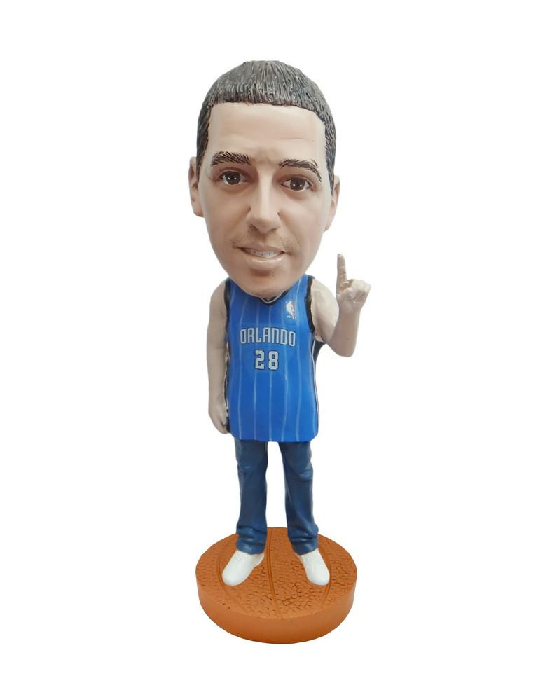 Orlando Magic Number One Male Fan Standard Base