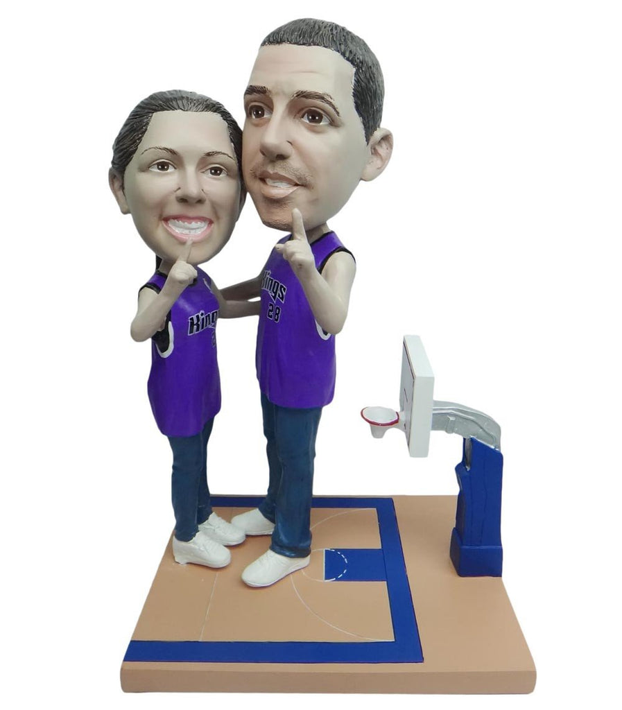 Sacramento Kings Number One Couple