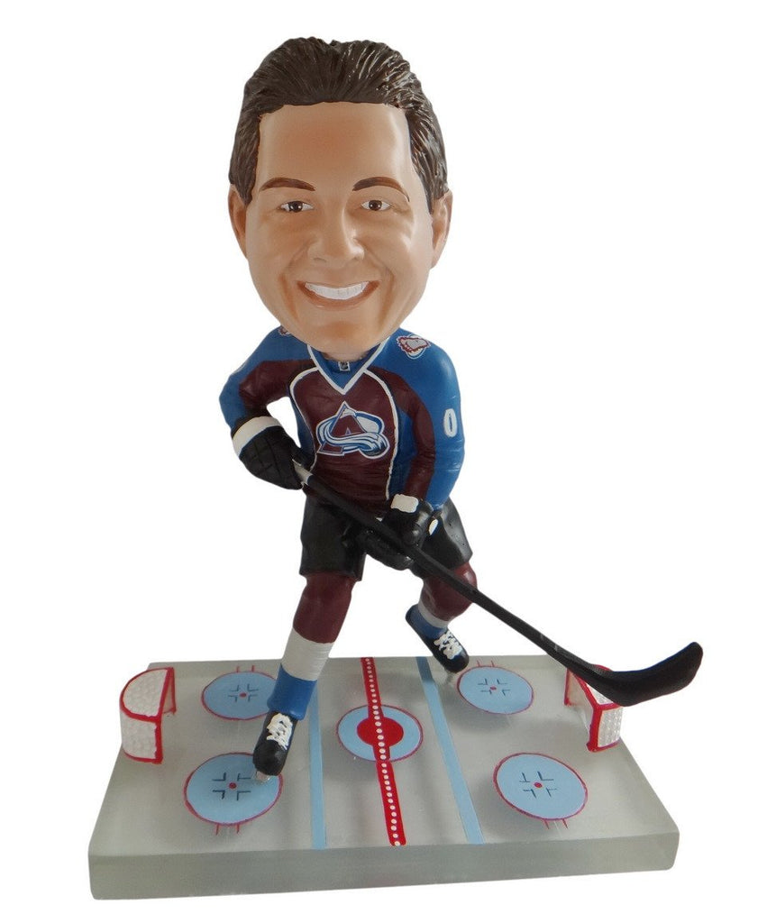 Colorado Avalanche Left Handed Forward 1