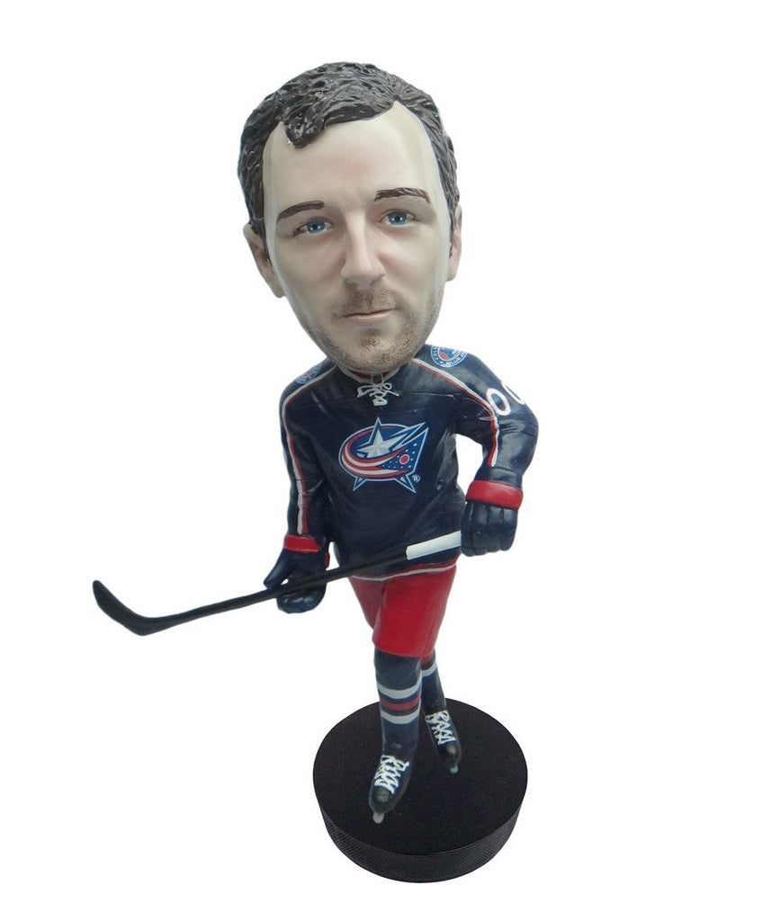 Columbus Blue Jackets Right Handed Forward 1 Standard Base
