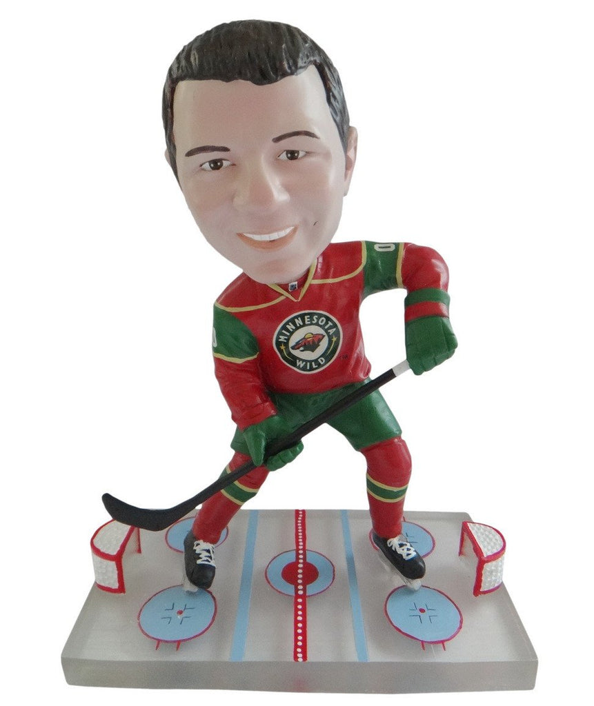 Minnesota Wild Right Handed Forward 2
