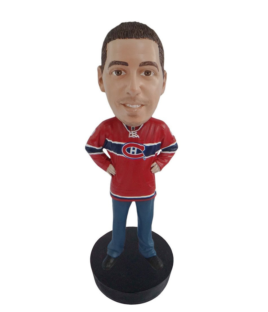 Montreal Canadiens Male Fan Standard Base