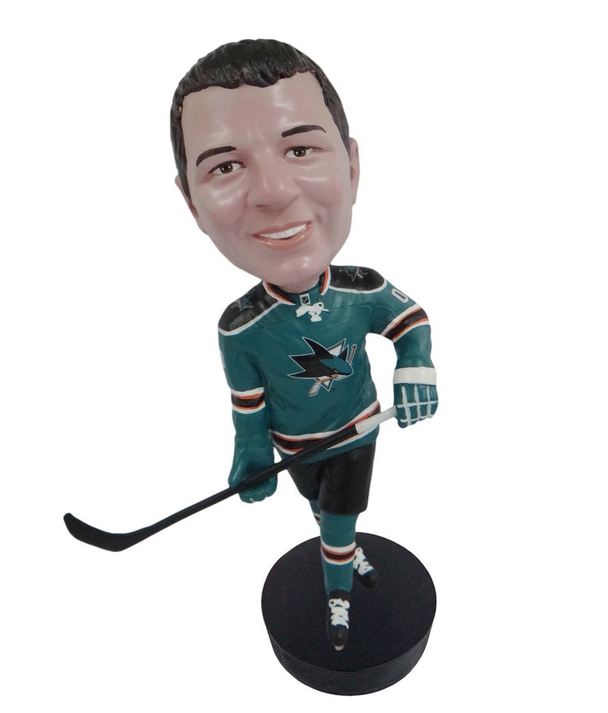 San Jose Sharks Right Handed Forward 1 Standard Base