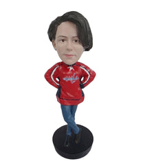 Washington Capitals Female Fan Standard Base