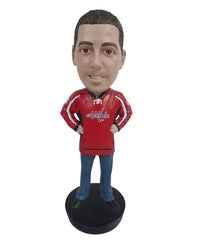 Washington Capitals Male Fan Standard Base