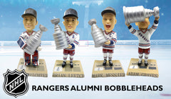 New York Rangers 1994 NHL Stanley Cup Champions Bobblehead Set